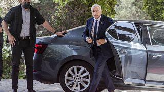 زعيم المعارضة في إسرائيل يائير لبيد. 05/05/2021