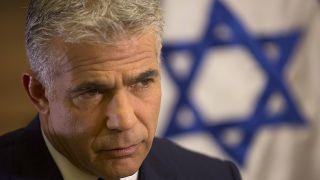 Archives : Yaïr Lapid, chef du parti Yesh Atid - le 31/10/2016