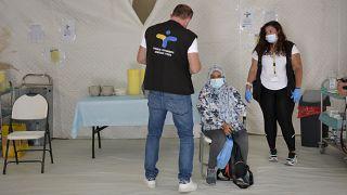 Ελλάδα - Εμβολιασμός μεταναστών και αιτητών ασύλου