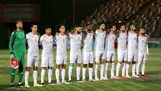Tunisia preps ahead of international friendlies