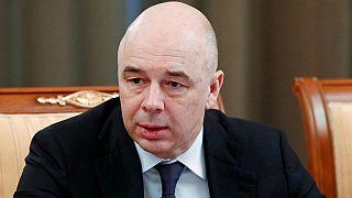 Rus Maliye Bakanı Anton Siluanov