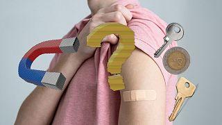 تبدیل به آهنربا شدن پس از دریافت واکسن کرونا؟