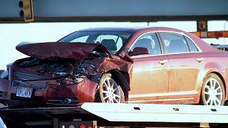 عکس خودروی تصادفی