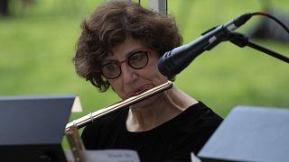 Föld alatti katakombákban koncerteztek a New York-i filharmonikusok