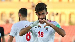 پیروزی تیم ملی ایران در برابر هنگ کنگ