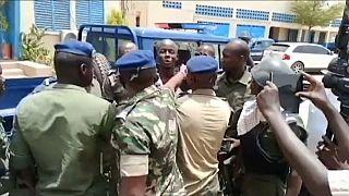 Senegal's 'Escape Ace' arrested again after prison break