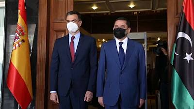 Le Premier ministre espagnol Pedro Sanchez en Libye pour soutenir le processus politique