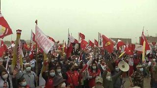 Rechts oder Links im Zeichen von Corona - Peru hat die Wahl