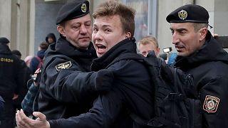 رومن پروتاسویچ، روزنامهنگار مخالف دولت بلاروس