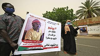 Thousands rally in Sudan, upping calls for justice over 2019 killings