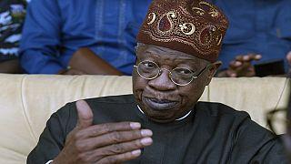 Nigeria attacks Twitter over president's deleted 'civil war' remark