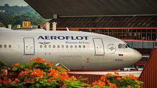 Aeroflot, Rusya'nın en büyük hava yolu şirketi