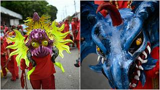 رقصة الشيطان - فنزويللا