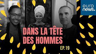 """Dans la Tête des Hommes est une série de podcasts originaux d'Euronews qui explore comment la pression d'être """"un homme"""" peut nuire à des familles et des sociétés entières."""