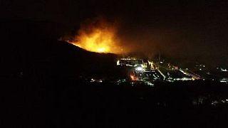 انفجارها در بزرگترین کارخانه مهماتسازی صربستان