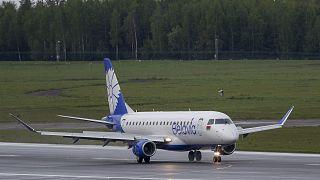 EU-s légi tilalom belarusz légitársaságoknak
