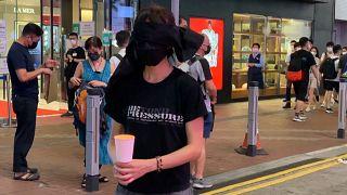 Το Χονγκ Κονγκ τιμάει τα θύματα της πλατείας Τιεν Αν Μεν