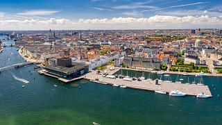 The island will help provide flooding defences to Copenhagen as sea levels continue to rise.
