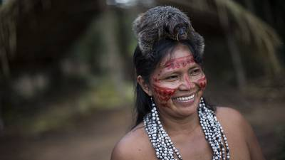 What about the diets of Tsimane Indigenous peoples makes their brain capacities last longer?