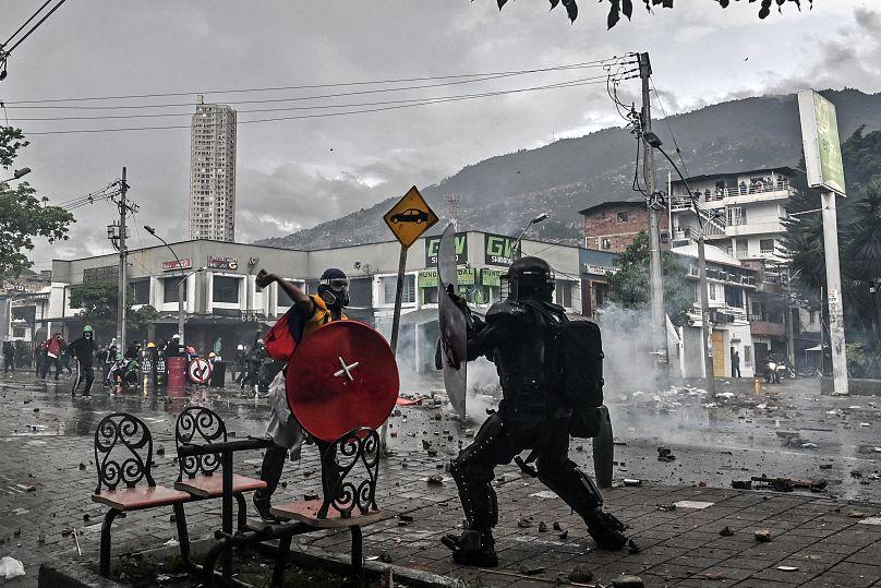 Joaquín Sermiando / AFP