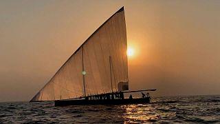 سباق الزوارق الشراعية - دبي