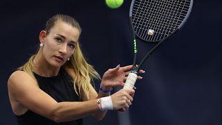 Rus tenisçi Yana Sizikova