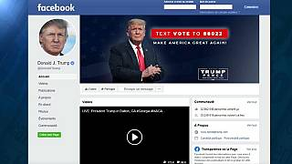 Facebook заблокировал Трампа на 2 года