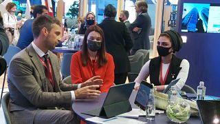 St. Petersburger Wirtschaftsforum: Gute Geschäfte trotz Spannungen und Sanktionen