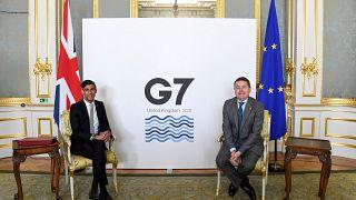 Megállapodtak a G7-ek pénzügyminiszterei a legalább 15%-os társasági adóminimumról