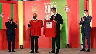 Совместная заявка Испании и Португалии