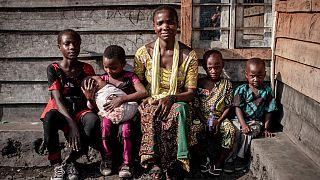Nyiragongo : 1 300 enfants disparus pendant la fuite de la population