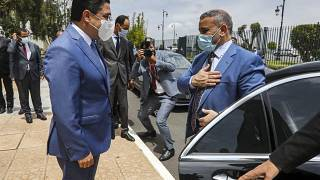 Morocco's Foreign Minister meets with Libyan officials to diaolgue