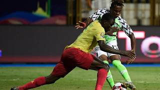 African football: Cameroon beat Nigeria in friendly warm-up match