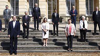 G7 rufen globale Unternehmenssteuer-Reform aus