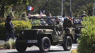 Un nuevo monumento conmemorativo británico en Normandía para el 77º aniversario del desembarco