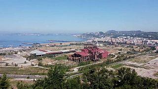 Neustart nach Covid-19: Signale aus Ex-Stahlwerk in Neapel