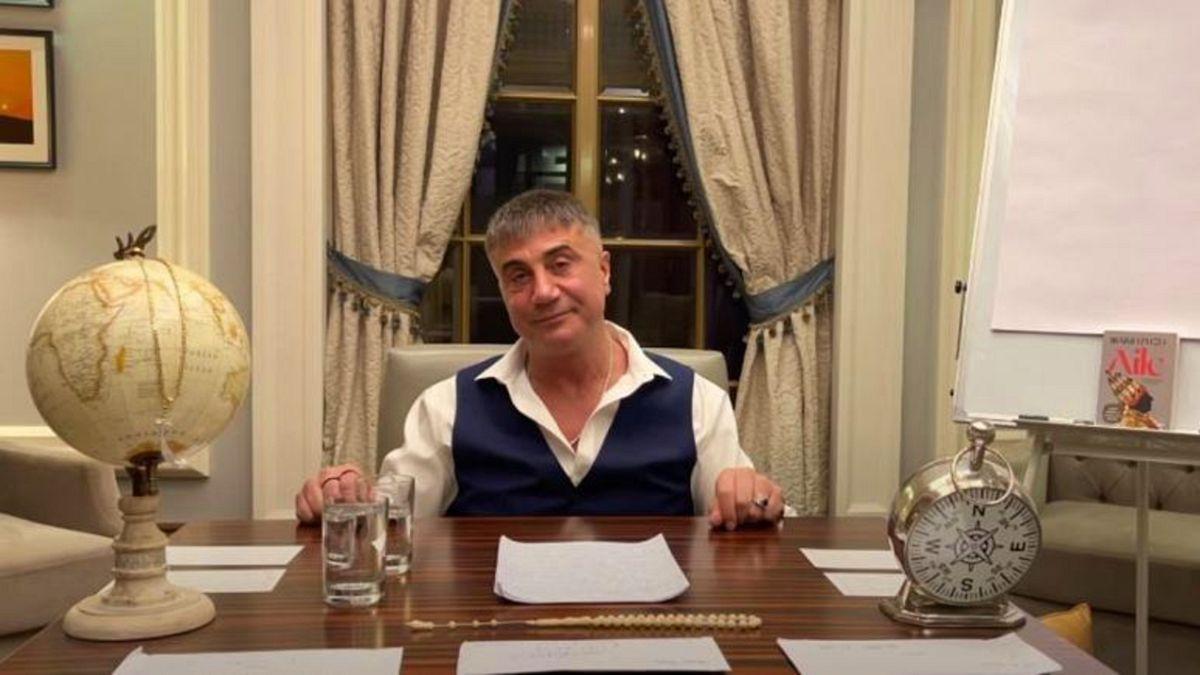Sedat Peker, Serdar Ekşioğlu ile yaptığı video görüşmesinin kaydını  yayınladı
