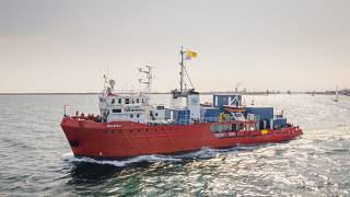 Rescue ship Sea-Eye 4.