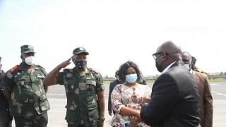 RDC  : le Premier ministre à Goma pour rassurer la population locale