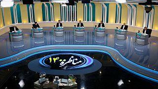 نخستین مناظره انتخابات ریاست جمهوری ۱۴۰۰