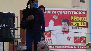 Perui elnökválasztás: szoros a verseny a két jelölt között