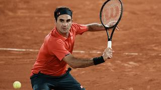 İsviçreli tenisçi Roger Federer