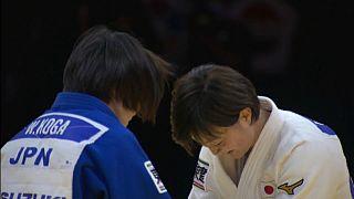 Judo-WM 2021: Japan und Russland triumphieren am ersten Tag