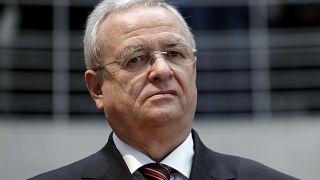 Volkswagen eski CEO'su Martin Winterkorn