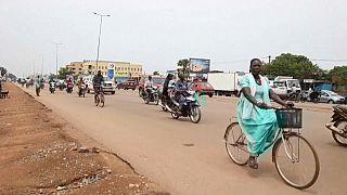 Des habitants à Ouagadougou