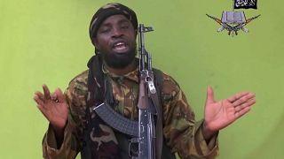 زعيم جماعة بوكو حرام أبو بكر شكوي
