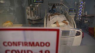 Şili'de Covid-19 salgını