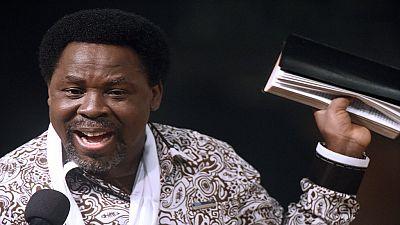 How the prominent Nigerian televangelist TB Joshua died