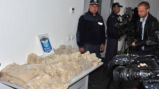Bulgaristan'da 400 kg uyuşturucu ele geçirildi