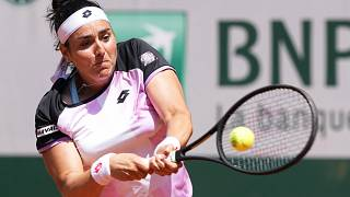 French open: Tunisia's Jabeur knocked out and US' Gauff shines